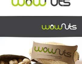 #56 cho Design a Logo for WOW Nuts bởi mariacastillo67