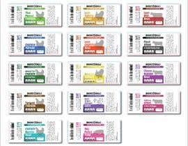 Nro 77 kilpailuun Design a Food Label käyttäjältä ClarizaO12