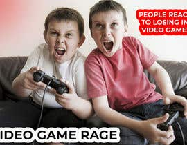 #67 for Create a Youtube thumbnail photo ----- for a youtube video (People React to losing in video games (RAGE)) by aburaihanbd