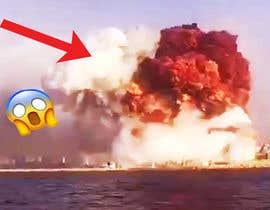 #5 untuk Create a Youtube thumbnail photo ----- for a youtube video (Huge explosions) oleh Rajumullah100