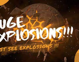 #24 untuk Create a Youtube thumbnail photo ----- for a youtube video (Huge explosions) oleh OmarBinSofi