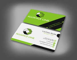 nº 6 pour Design Business card (s) and HTML Email signatures par anibaf11