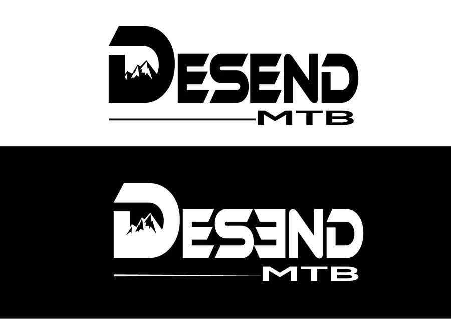 Penyertaan Peraduan #                                        193                                      untuk                                         Logo - Mountain Bike Adventure