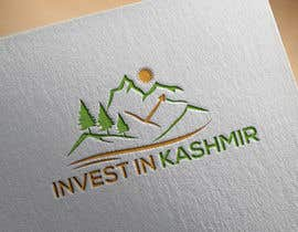 #100 for Invest In Kashmir - Logo and Branding af mehedihasan2day