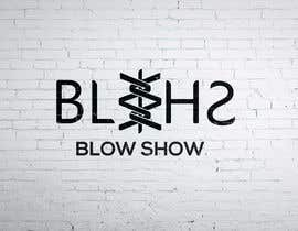 #128 for Create a logo for a band Blow Show by rahimH