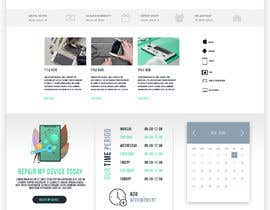 #15 for UX design 5 pages by amrsakrdesign