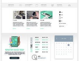 #15 for UX design 5 pages af amrsakrdesign