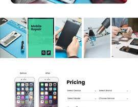 #22 for UX design 5 pages af TheSRM