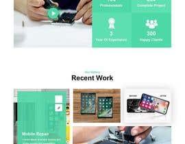 #25 for UX design 5 pages af TheSRM
