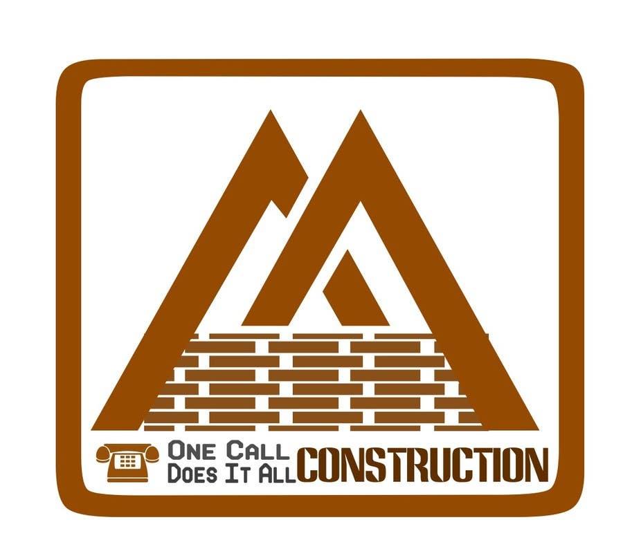 Inscrição nº                                         21                                      do Concurso para                                         Logo Design for Construction Company