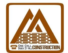 #21 para Logo Design for Construction Company por bestianta