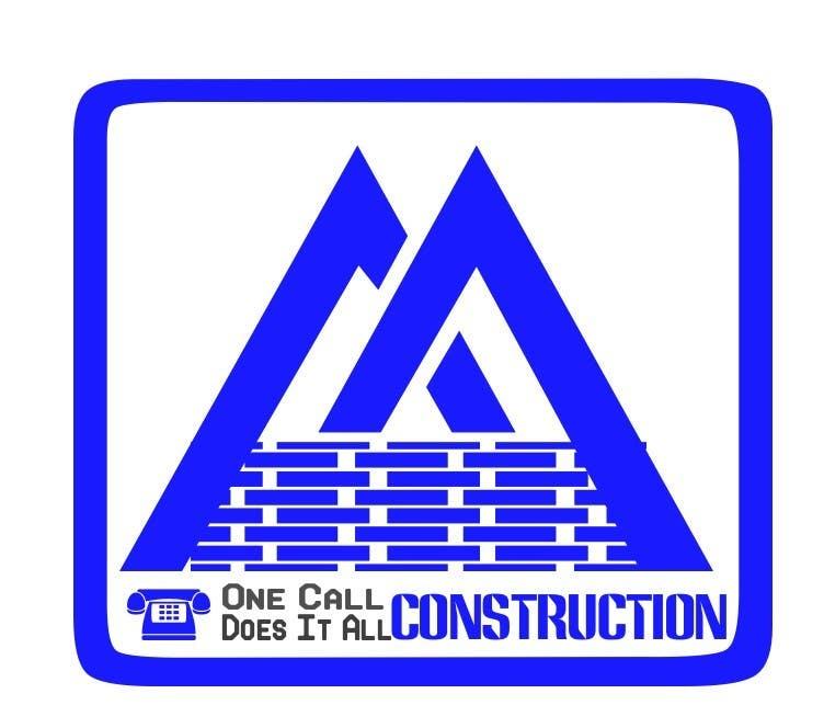 Inscrição nº                                         22                                      do Concurso para                                         Logo Design for Construction Company