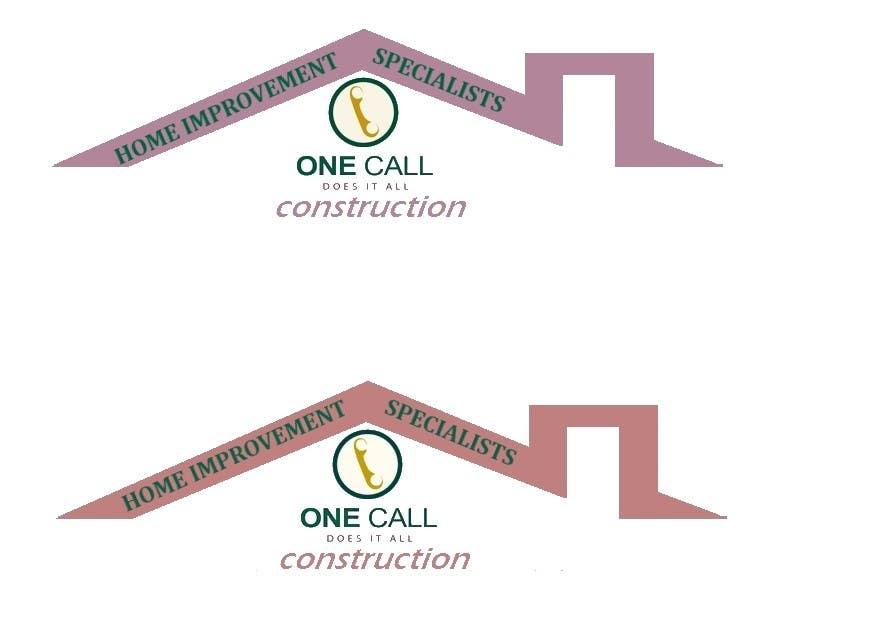 Penyertaan Peraduan #                                        4                                      untuk                                         Logo Design for Construction Company