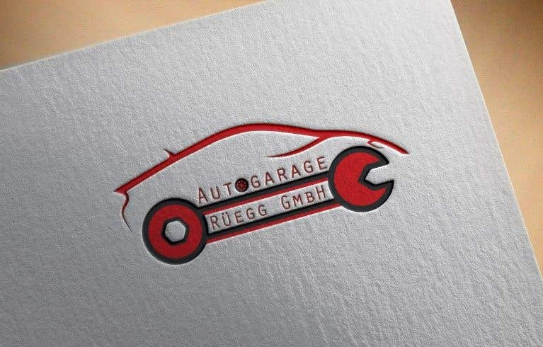 Bài tham dự cuộc thi #                                        448                                      cho                                         Autogarage Rüegg GmbH