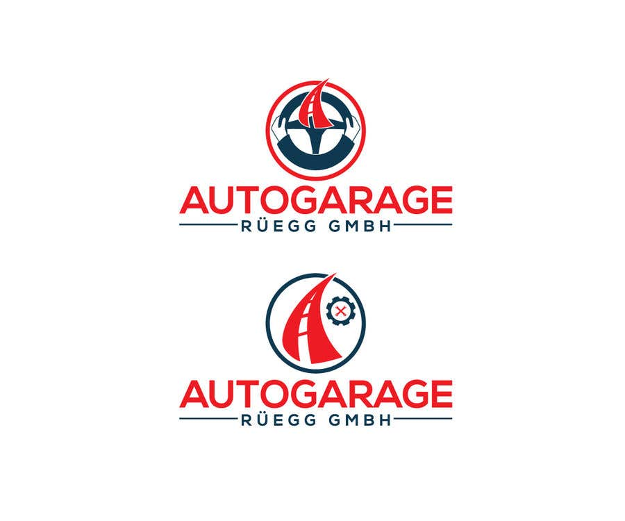 Bài tham dự cuộc thi #                                        504                                      cho                                         Autogarage Rüegg GmbH
