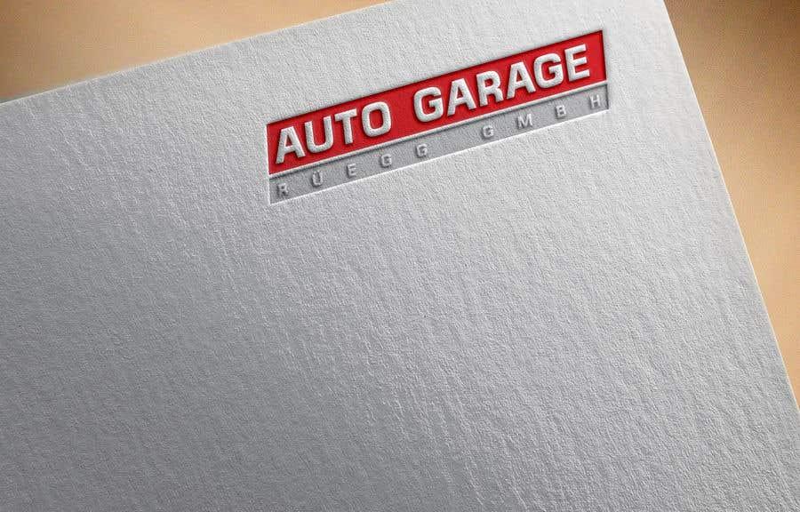 Bài tham dự cuộc thi #                                        403                                      cho                                         Autogarage Rüegg GmbH
