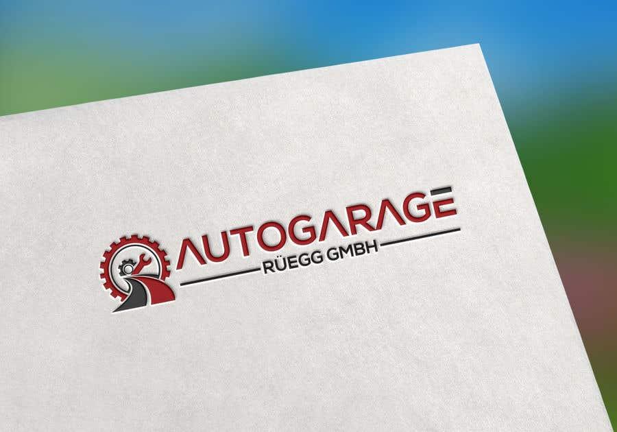 Bài tham dự cuộc thi #                                        577                                      cho                                         Autogarage Rüegg GmbH
