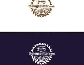 #419 untuk Logo Design - thelogsplitter.co.uk oleh lida66