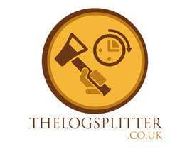 #409 untuk Logo Design - thelogsplitter.co.uk oleh ZannatulDesign