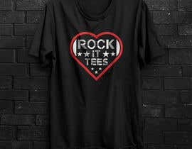 #199 for Rock It Tees logo for T-shirt company by saifalriaj01