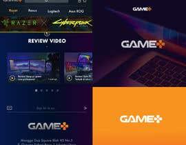 #1264 untuk Design a Logo for Gaming products website oleh rodrigohamot