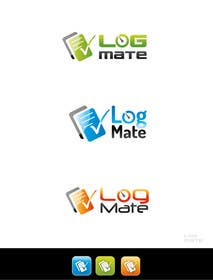 #15 cho Logo Design for Digital Drivers Logbook Application bởi paxslg