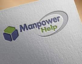 Nro 5 kilpailuun Logo for Manpower.Help käyttäjältä mashab03