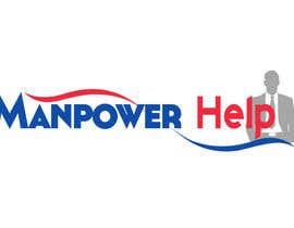 Nro 7 kilpailuun Logo for Manpower.Help käyttäjältä mashab03