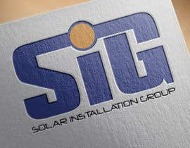 #48 para Design a Logo for SIG - Solar Installation Group de donmute