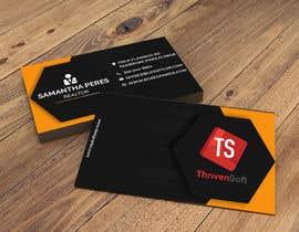 Jobairhosen tarafından Design a super creative business card. için no 651