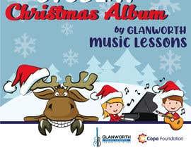#55 cho Design a student Christmas album cover for for a music school **Easy Brief** bởi bambi90design
