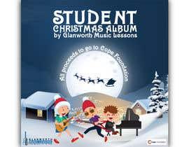 #51 cho Design a student Christmas album cover for for a music school **Easy Brief** bởi joseraphael777