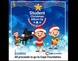 #40 cho Design a student Christmas album cover for for a music school **Easy Brief** bởi sompa577