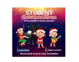 #44 cho Design a student Christmas album cover for for a music school **Easy Brief** bởi sompa577