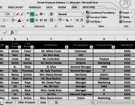 hriday486821 tarafından Create a list of supplier/ service providers için no 77