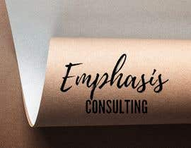 #182 for Emphasis consulting - 17/11/2020 12:40 EST by ayachymehdi98