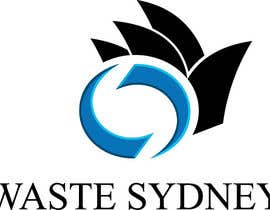 #10 for Design a Logo for Waste.Sydney by trancongduc