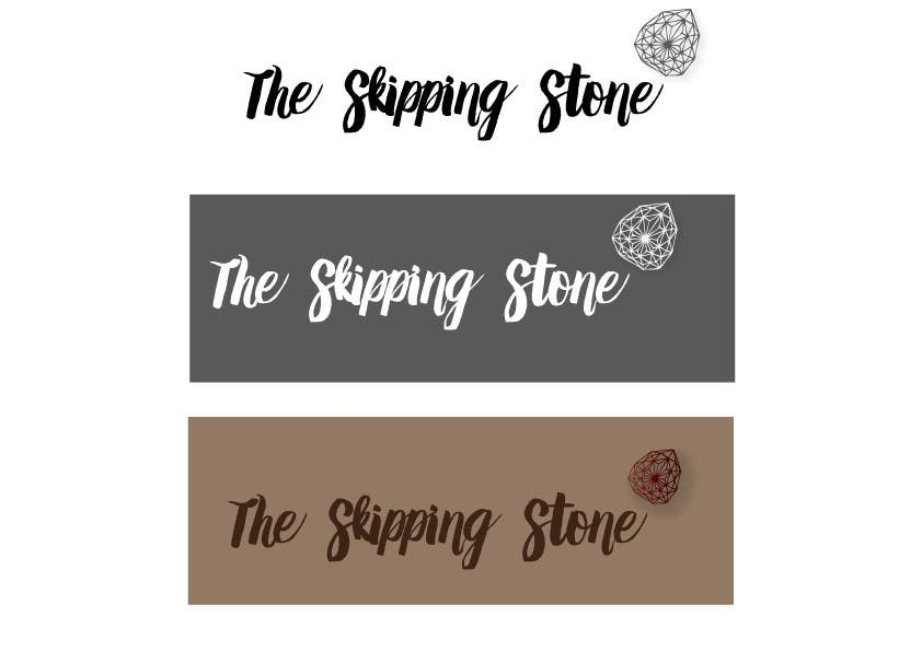 Bài tham dự cuộc thi #12 cho Design a Logo for TheSkippingStone