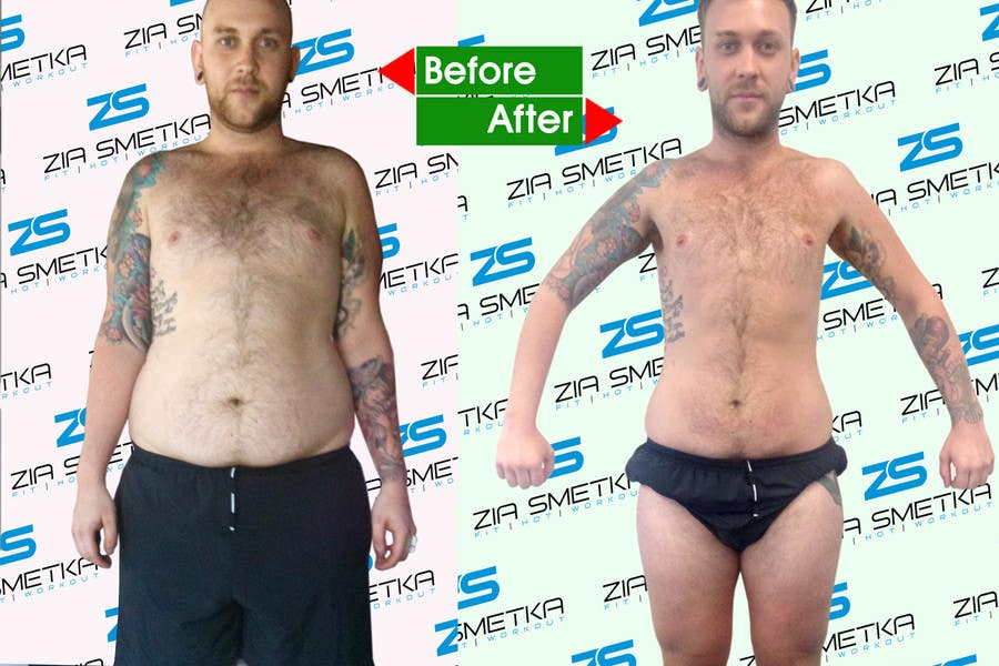 Entri Kontes #                                        8                                      untuk                                        I need some Graphic Design for my Before & After Pictures