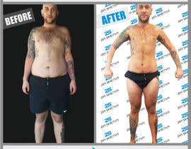 #54 para I need some Graphic Design for my Before & After Pictures de kymin