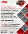 Graphic Design Kilpailutyö #67 kilpailuun New leaflet/datasheet/brochure design for our products