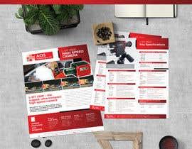 Nro 96 kilpailuun New leaflet/datasheet/brochure design for our products käyttäjältä AchiverDesigner