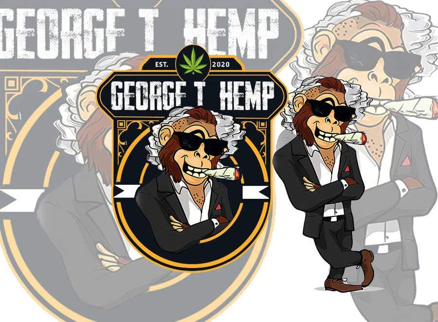 Konkurrenceindlæg #                                        30                                      for                                         Design cartoon character named, George T Hemp.