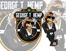 #30 for Design cartoon character named, George T Hemp. af czsidou