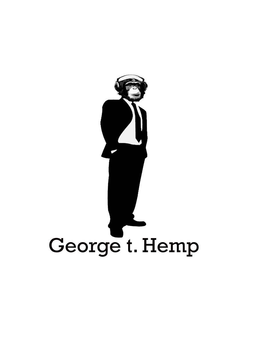 Konkurrenceindlæg #                                        48                                      for                                         Design cartoon character named, George T Hemp.