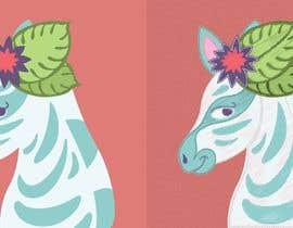 #13 cho Create a safari illustration of baby cloths bởi Kotan23