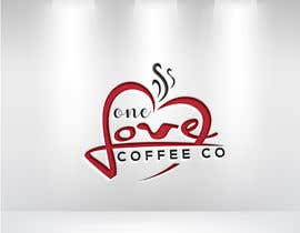 #602 for LOGO/SIGN – ONE LOVE COFFEE CO by JahidMunsi