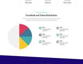 Nro 17 kilpailuun Crypto Miner Landing Page käyttäjältä fontEndDesign