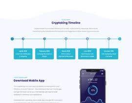 Nro 35 kilpailuun Crypto Miner Landing Page käyttäjältä webkhanabir988
