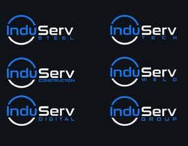 nº 1772 pour Logo Design InduServ par mashudurrelative